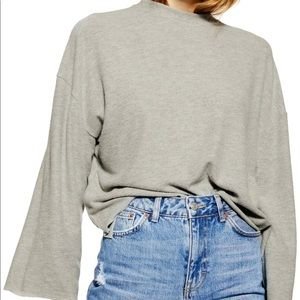 Topshop Soft Ribbed Sweater